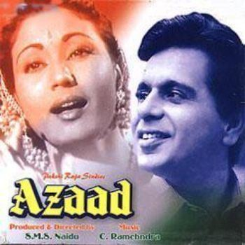 Azad 1955 Listen to Azad songsmusic online MusicIndiaOnline