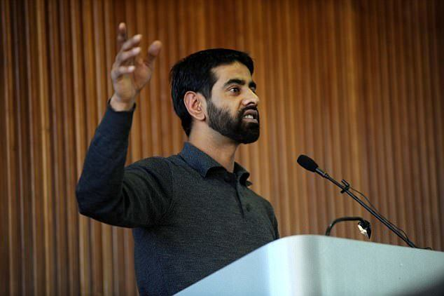 Azad Ali Islamist becomes head of a Muslim pressure group Daily Mail Online