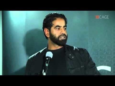 Azad Ali Azad Ali of MEND Pray for Jihadis YouTube