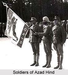 Azad Hind Arzi Hukumat E Azad Hind Indian National Army