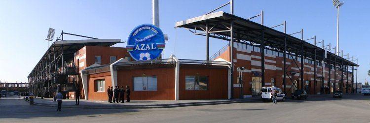AZAL Arena Azal Arena Stat Giesi