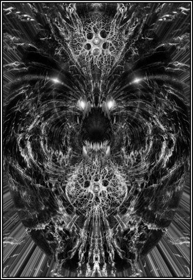 Azathoth the haunter of the dark azathoth