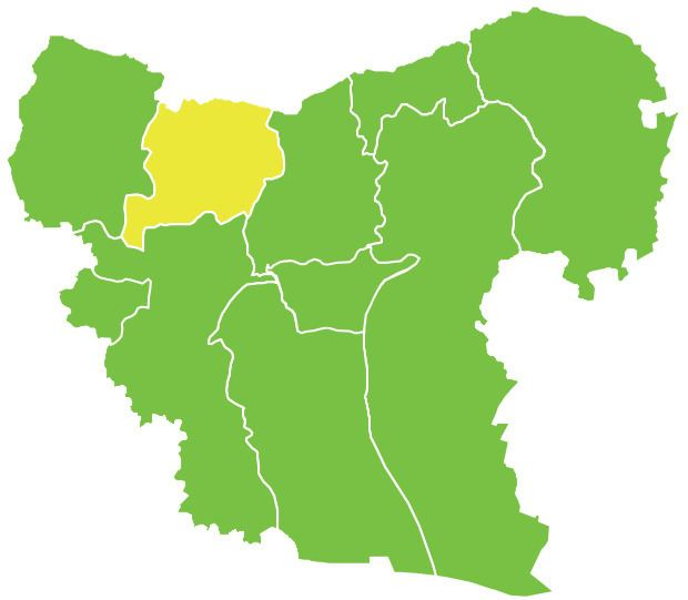 Azaz District