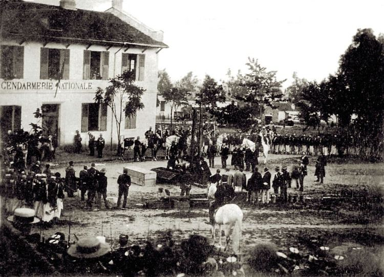 Azazga in the past, History of Azazga