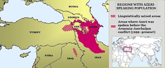Azerbaijanis in France