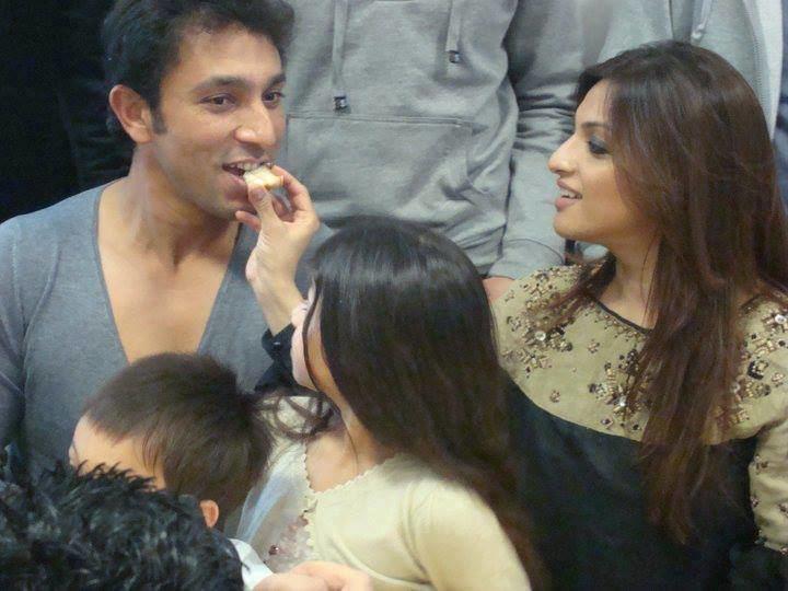 Azhar Mahmood (Cricketer) family