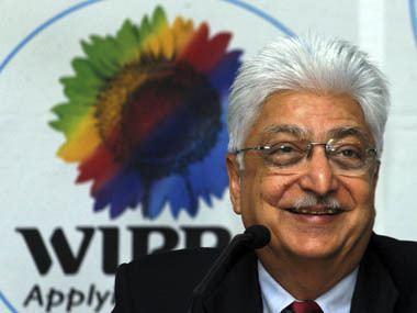 Azim Premji WiproAzimPremjiReuters380jpg