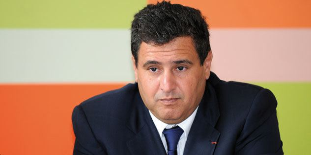 Aziz Akhannouch Profile of Aziz Akhannouch Minister of Agriculture and
