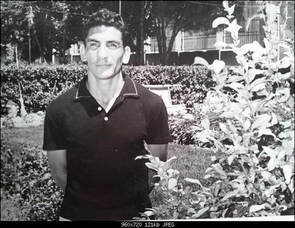 Aziz Asli June 1964 Iran qualifies for 1964 Tokyo Olympics