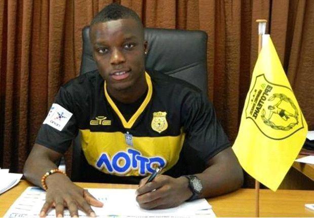 Aziz Deen-Conteh Sierra Leone defender Deen Conteh signs for Ergotelis FC