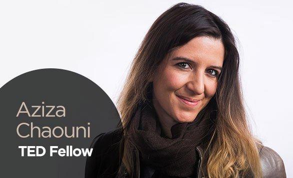 Aziza Chaouni Aziza Chaouni Speakerpedia Discover amp Follow a World of
