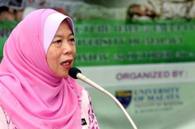 Azizah Mohd Dun KPWKM Teliti Penglibatan OKU Dalam Jenayah Berita Semasa
