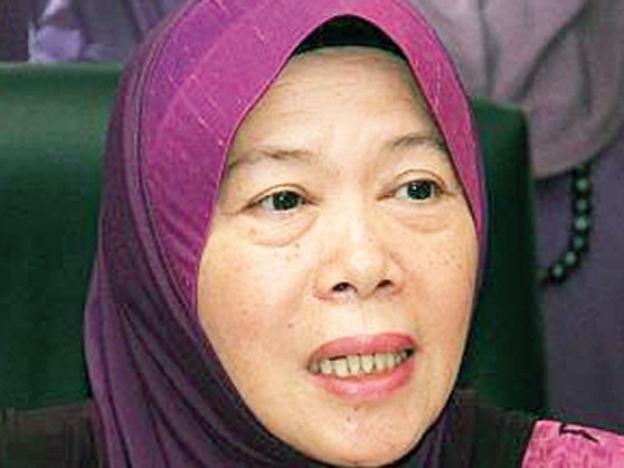 Azizah Mohd Dun JKNMPP perlu disokong semua parti politik Politik