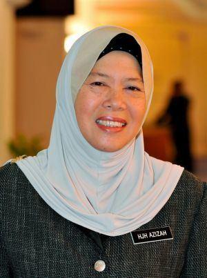 Azizah Mohd Dun wwwsayangsabahcomwpcontentuploads201503Azi