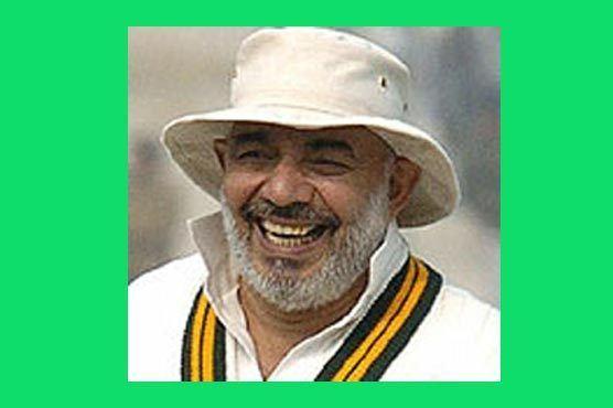 Former Test cricketer Azmat Rana passes away Cricket Dunya News