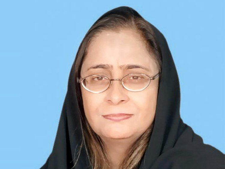 Azra Fazal Pechuho Ticked off over tickets PPP workers up in arms The