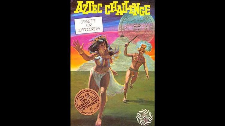 Aztec Challenge VGM Hall of Fame Aztec Challenge Main Theme C64 YouTube