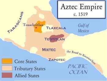 Aztec Empire The Aztec Empire