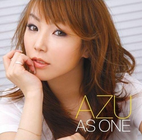 Azu AZU AS ONE Debut Studio Album Amai Wana