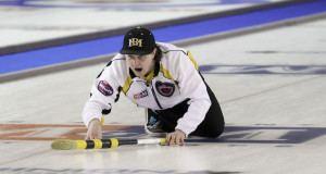 B. J. Neufeld BJ Neufeld Curling Canada