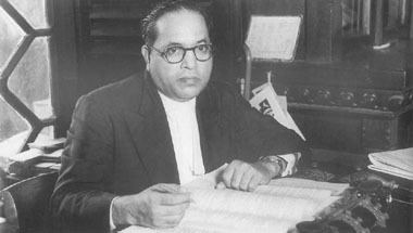 B. R. Ambedkar (politician) Dr BR Ambedkar