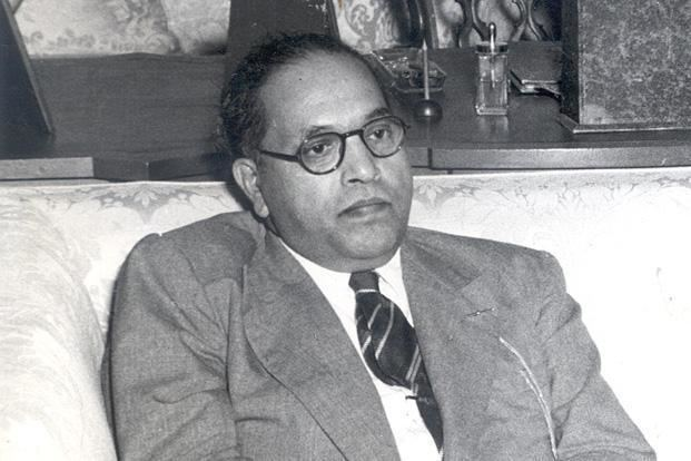 B. R. Ambedkar (politician) BR Ambedkar Arundhati Roy and the politics of