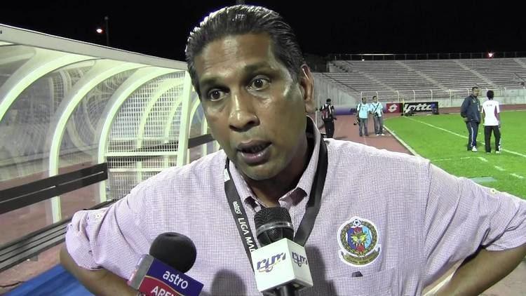 B. Sathianathan ATM 22 KEDAH Piala Malaysia 2012 Ulasan B Sathianathan
