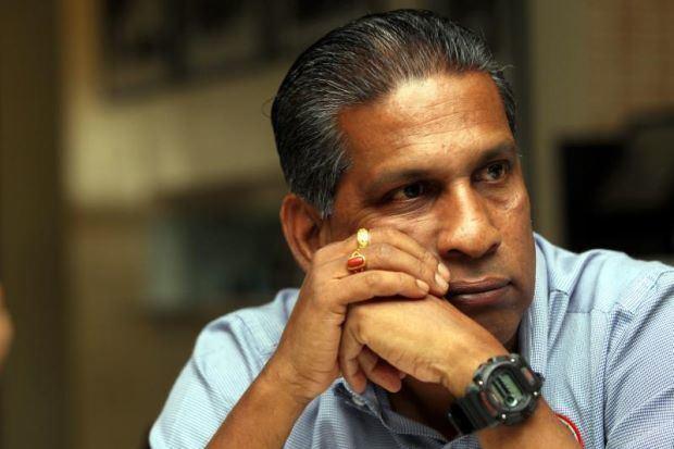 B. Sathianathan Sathia Tak Puas Hati Dengan Istilah 39Direhatkan39 Bola