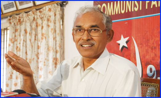 B. V. Raghavulu Political leaders in liquor scamRaghavulu Communist