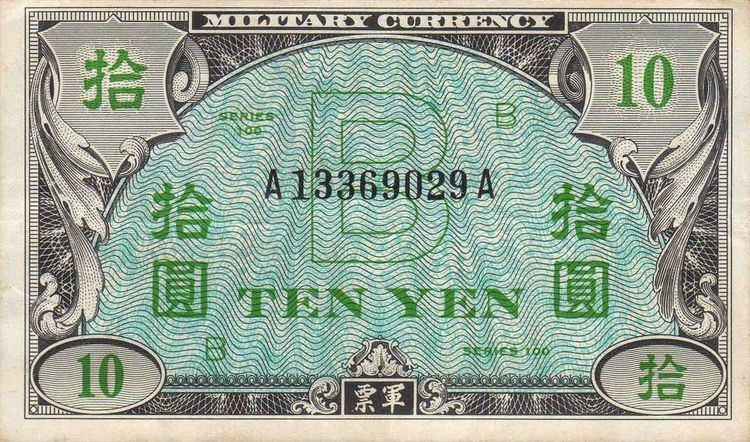 B yen