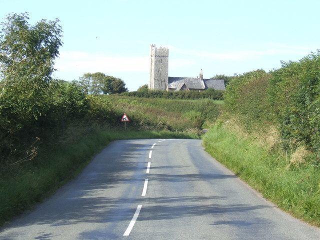 B4319 road