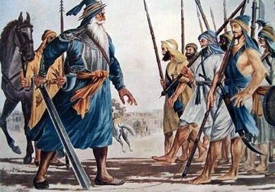 Baba Deep Singh Badass of the Week Baba Deep Singh