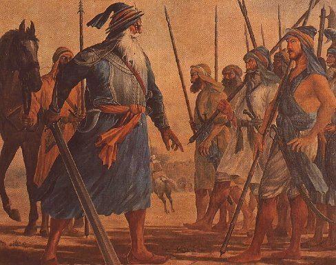 Baba Deep Singh Shaheed Baba Deep Singh ji