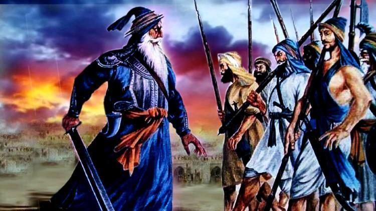 Baba Deep Singh Yaad Shaheed Baba Deep Singh Ji Smagam HD Promo