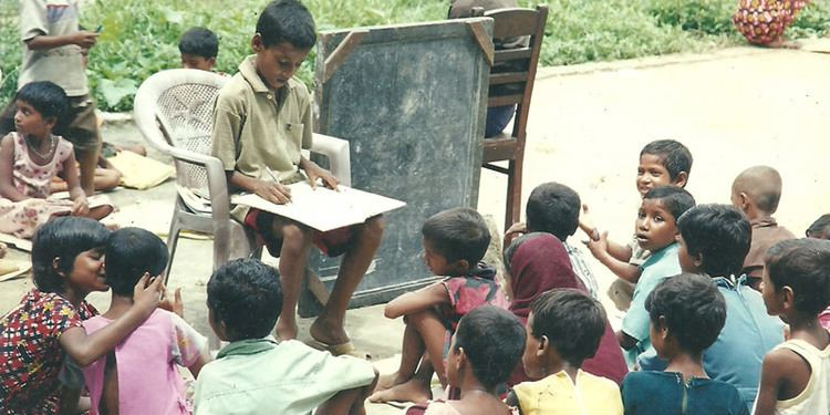 Babar Ali (teacher) How the worlds youngest headmaster Babar Ali is helping his