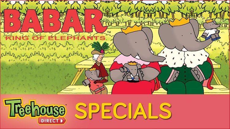 Babar: King of the Elephants Babar King of The Elephants Full Movie YouTube