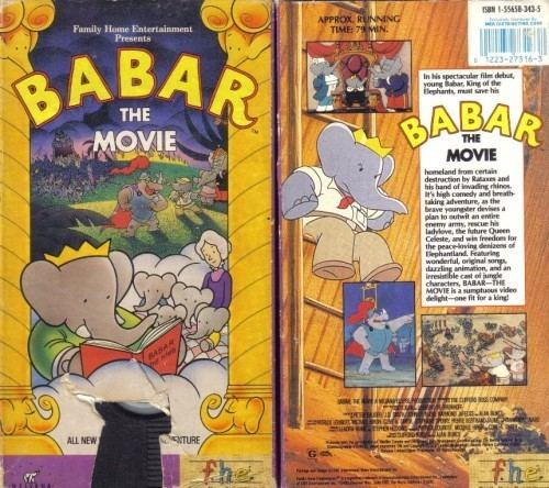 Babar: The Movie Babar the Elephant images Babar movie wallpaper and background