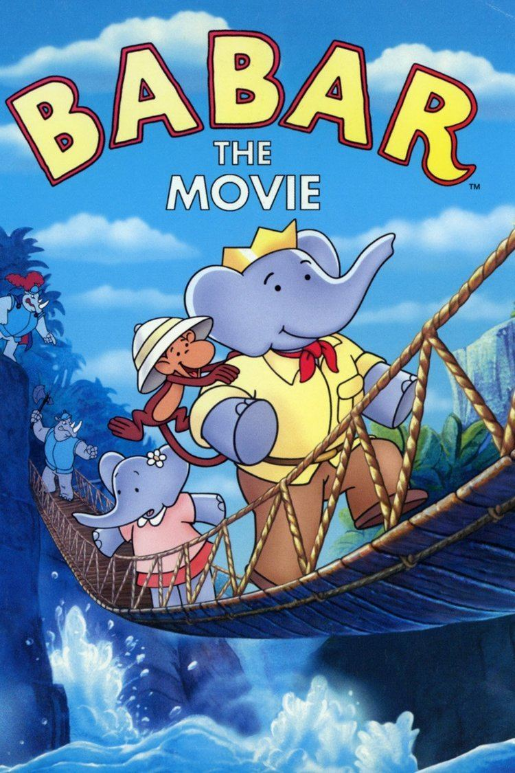 Babar: The Movie wwwgstaticcomtvthumbdvdboxart13614p13614d