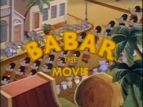 Babar: The Movie Babar The Movie Part 1 YouTube