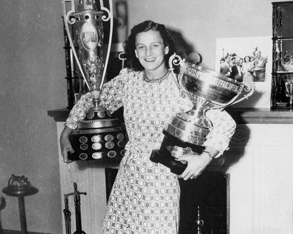 Babe Didrikson Zaharias Babe Didrikson Zaharias The Greatest Female Athlete of the 20th