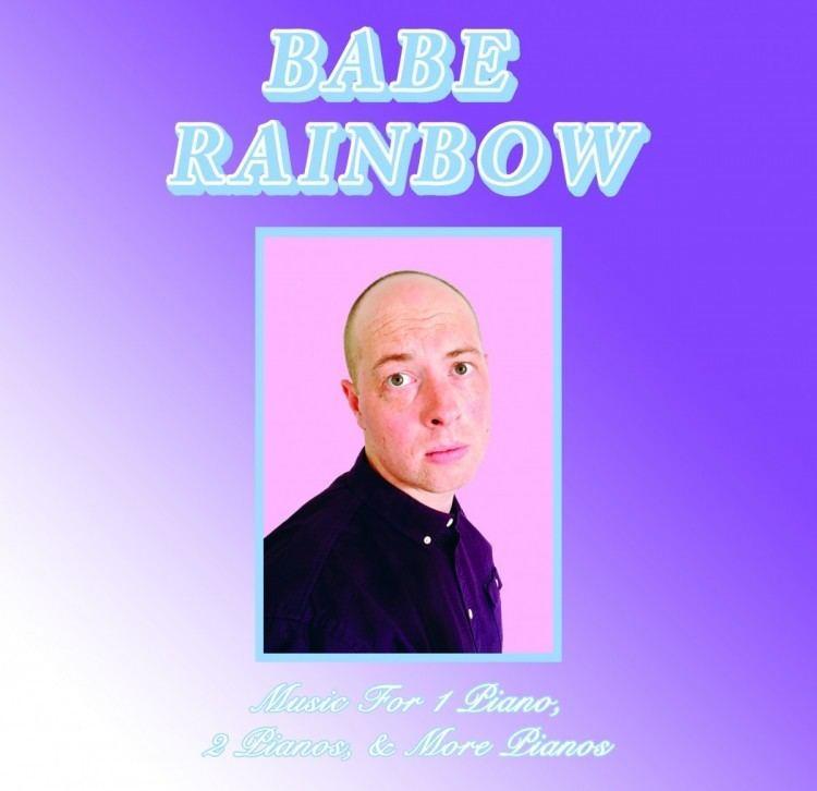 Babe Rainbow (musician) wwwtinymixtapescomsitesdefaultfiles1409Babe