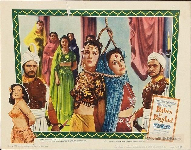 Babes in Bagdad Babes in Bagdad 1952