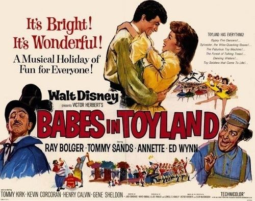 Babes in Toyland (1934 film) movie scenes 25 Days of Christmas Babes in Toyland 1934 is slight but fun