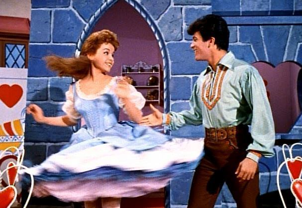 Babes in Toyland (1961 film) movie scenes A happier more bland couple you never did see