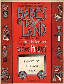 Babes in Toyland (operetta) httpsuploadwikimediaorgwikipediacommonsthu