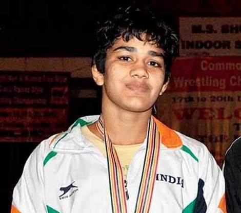 Babita Kumari CWG Indian wrestler Babita Kumari wins gold YesPunjabcom