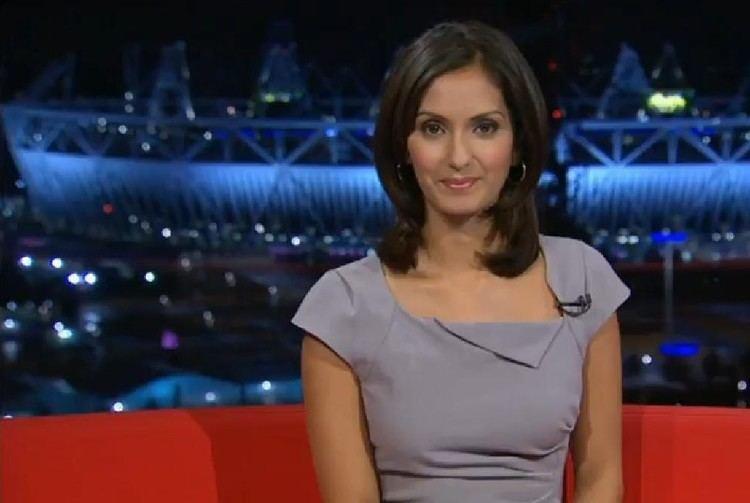Babita Sharma World News London Live BBC News August 07 2012