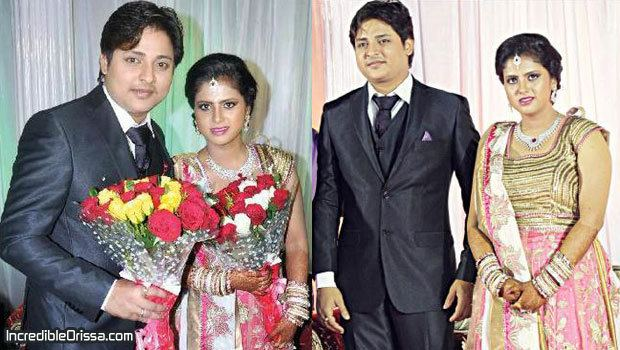 Babushan Babushan Trupti marriage reception photo 23 November 2014