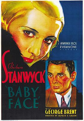 Baby Face (film) Baby Face film Wikipedia
