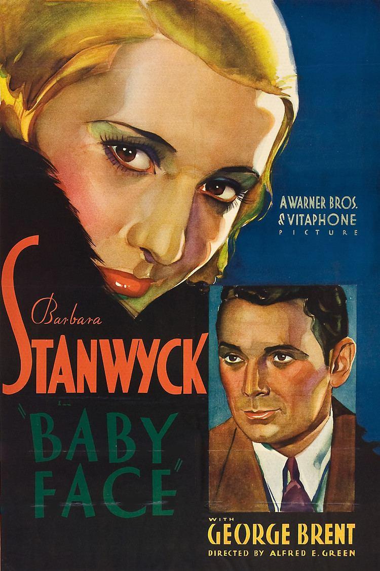 Baby Face (film) wwwgstaticcomtvthumbmovieposters7471p7471p